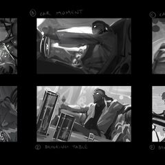 Heartseeker Lucian Splash Concept 1 (by Riot Artist <a rel=