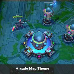 Arcade Turret Concept 1 (by Riot Artist <a rel=