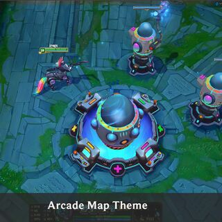 Arcade Inhibitor Concept 1 (by Riot Artist <a rel=
