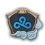 Worlds 2017 Cloud9 Emote