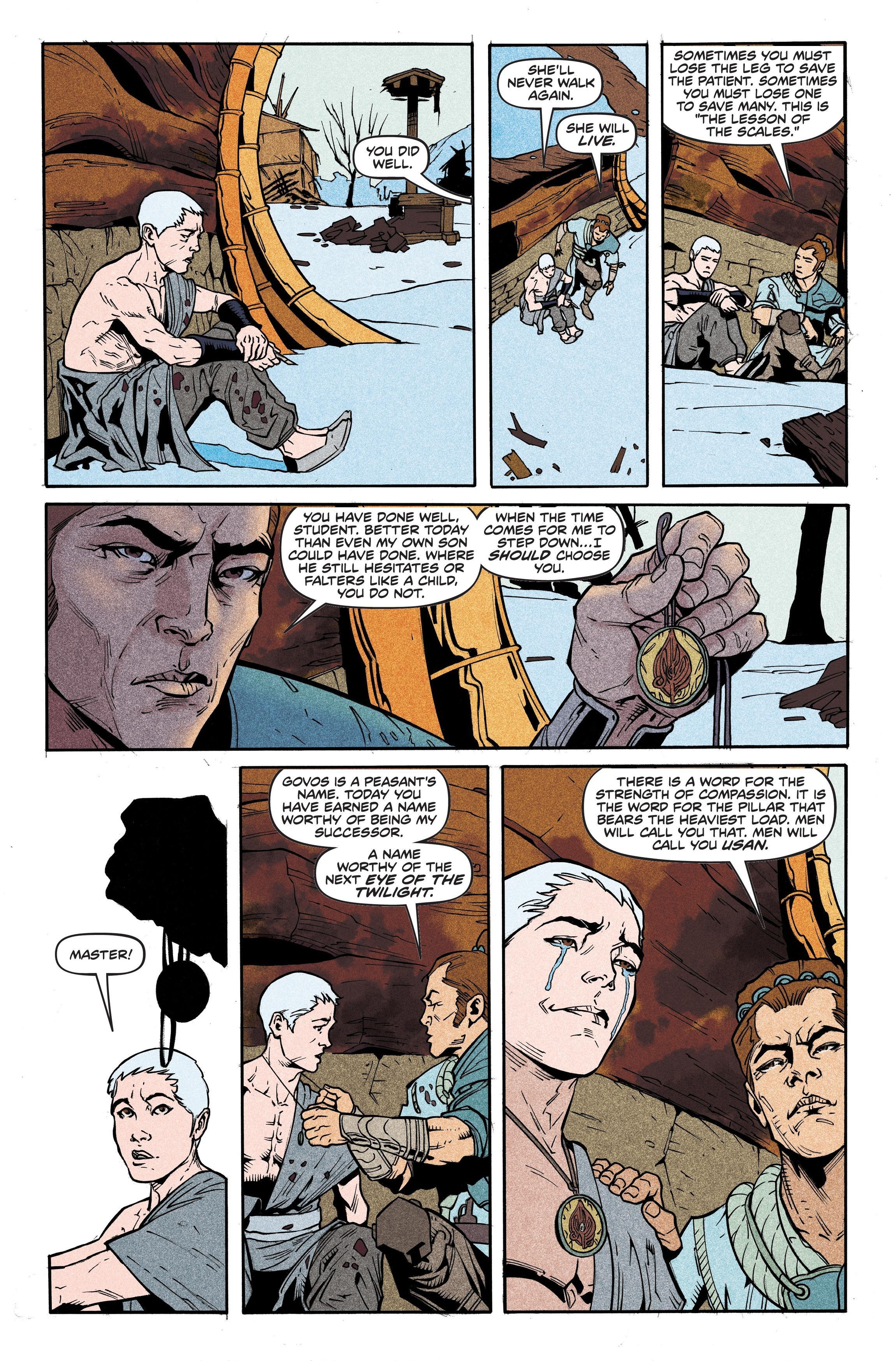 Zed Comic 1 pr20