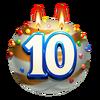 10 Year Vanilla Orb