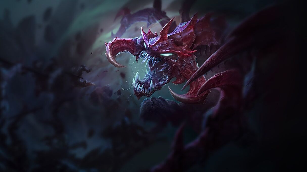 Cho'Gath OriginalCentered