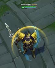 Jarvan Shield