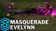 Maskeraden-Evelynn - Skin-Spotlight