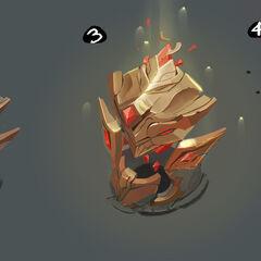 Nexus Siege Turret Concept 1 (by Riot Artist <a rel=