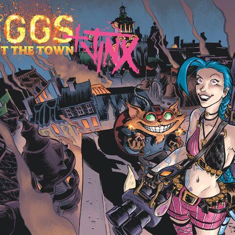Ziggs and Jinx