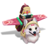 Corki Corgi (Rose Quartz)