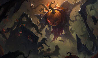 Fiddlesticks PumpkinheadSkin