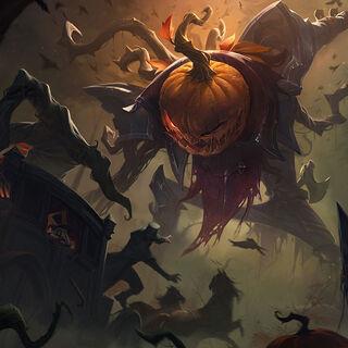 Pumpkinhead Fiddlesticks
