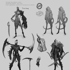 Kayn Concept 6 (by Riot Artist <a rel=