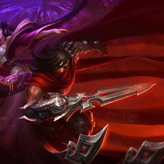 Lunar Revel 2012 Loading Screen Concept 1 (by Riot Artist <a href=