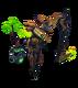 Pretorianin Fiddlesticks (Cytryn)