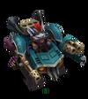 Rumble BadlandsBaron (Turquoise)
