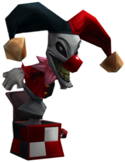Shaco Jack in the Box Render