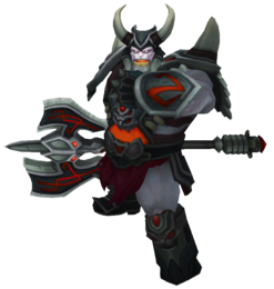 Sion Warmonger Render