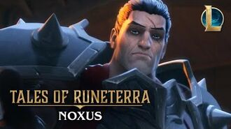 "Tales of Runeterra Noxus ""After Victory"""