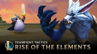 Teamfight Tactics Rise of the Elements TFT Set 2 Gameplay Trailer - League of Legends