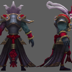 Blood Moon Thresh Model