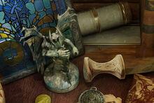 AAMIR Statue