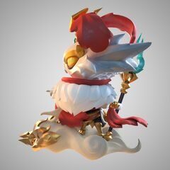 Warring Kingdoms Azir Statue Model 2 (by Riot Artists <a href=