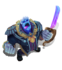 Dr. Mundo Frostprinz (Obsidian) M