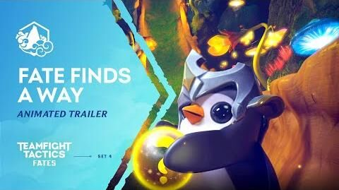 Fate Finds a Way Animated Trailer - Teamfight Tactics