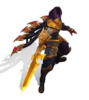 Talon Dragonblade (Catseye)