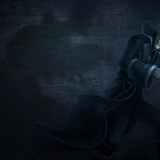Pierwszy portret Vladimira Nosferatu