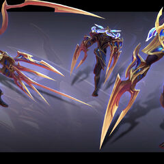 Galaxy Slayer Zed Model 4 (by Riot Artist <a href=