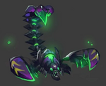 Draggy Tail Monster OriginalSkin