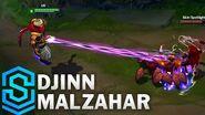 Dschinn-Malzahar - Skin-Spotlight