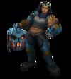 Illaoi Widerstands-Illaoi (Aquamarin) M
