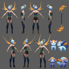 Lunar Empress Lux Model 7 (by Riot Artists <a rel=