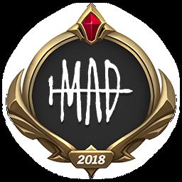 MSI 2018 MAD Team Emote