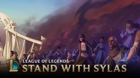 Magic is Rising Stand With Sylas League of Legends