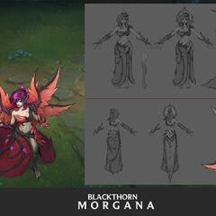 Blackthorn Morgana Update Concept 3 (by Riot Artist <a href=