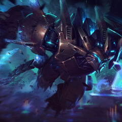 Mecha Rengar Splash Concept 2 (by Riot Artist <a href=