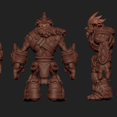 Trundle Update Model (by Riot Artist <a href=