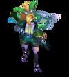 Vayne Seelenblumen-Vayne (Smaragd) M