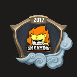 Worlds 2017 Suning Gaming Emote