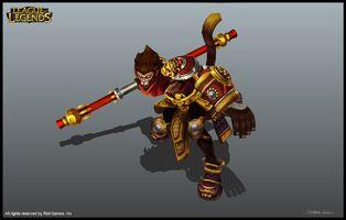 Wukong Konzept 1