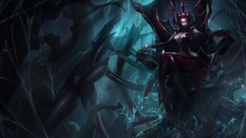Elise, la Reina de las Arañas - Pantalla de Inicio