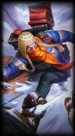 Singed SnowDayLoading