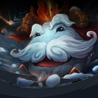 2014 Snowdown Showdown wallpaper featuring the Poro King.