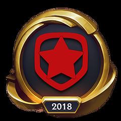 Mistrzostwa 2018 – Złote GMB
