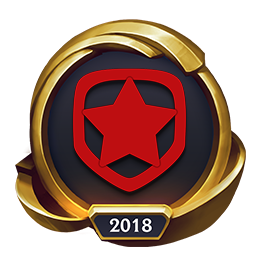 Worlds 2018 Gambit Esports (Gold) Emote