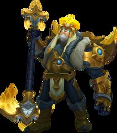 Yorick Arclight Render