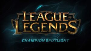 Champion Spotlight Logo