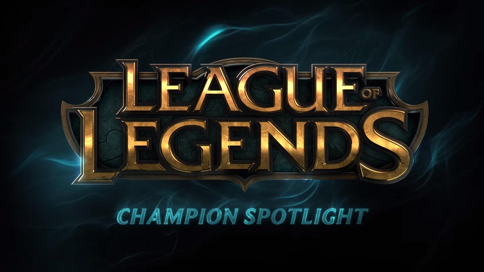 Champion Spotlight | League of Legends Wiki | FANDOM powered by Wikia